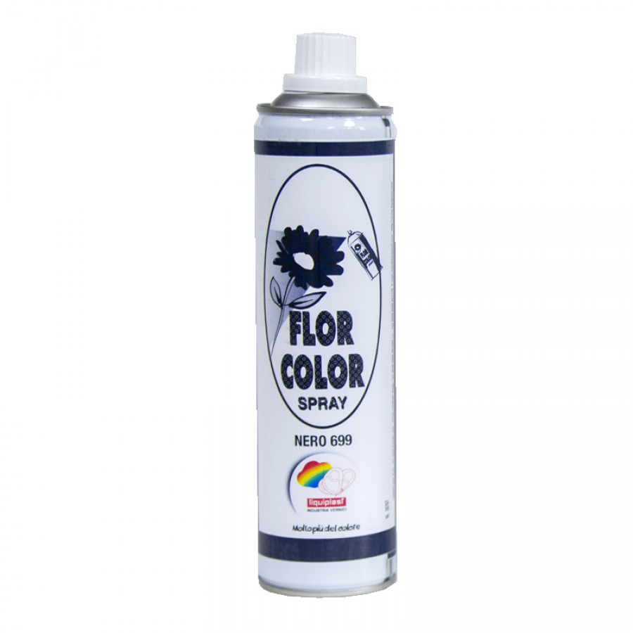 COLORANTE SPRAY NERO