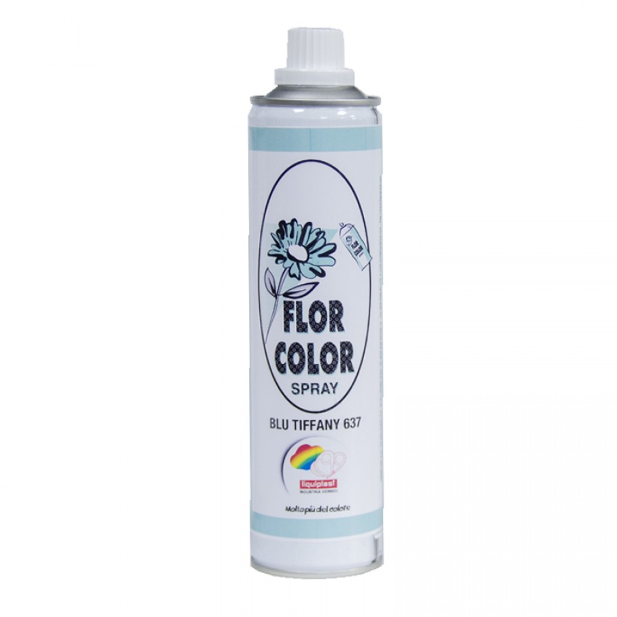COLORANTE SPRAY BLU TIFFANY