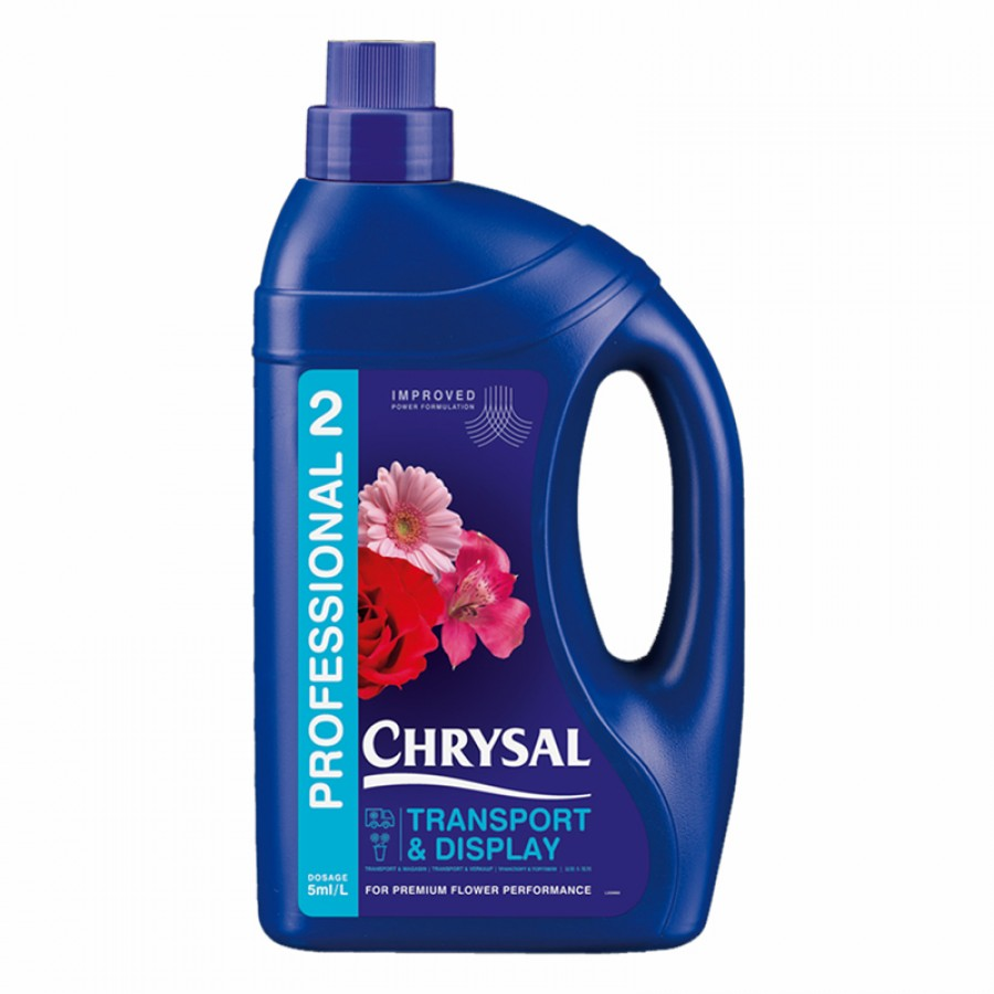 CHRYSAL PROF. 2 FLORIST BOTTLE LT. 1 **1 9**