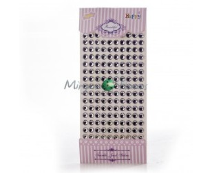Strass adesivi 8 mm