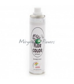 COLORANTE SPRAY BIANCO