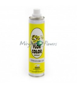 COLORANTE SPRAY GIALLO ORO