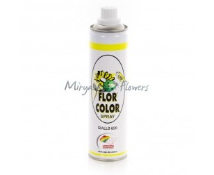 COLORANTE SPRAY GIALLO