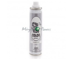 COLORANTE SPRAY ARGENTO