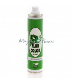 COLORANTE SPRAY  VERDE BOSCO