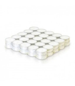 BIG JAR TEALIGHTS CONF DA 50 PZ IN PVC 1 CONF