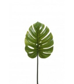 MEDIUM REAL TOUCH PHILODENDRON MONS GREEN