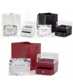 GIFT BOX SET CON CASSETTO