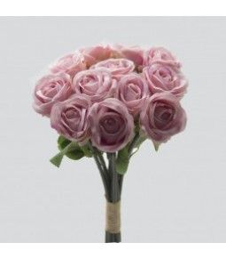 ROSE BUNCH L.45 BUNCH12HEAD 8PINK 12 96
