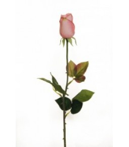 HIGH QUALITY REAL TOUCH ROSE BUD