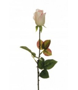 HIGH QUALITY REAL TOUCH ROSE BUD LT PINK